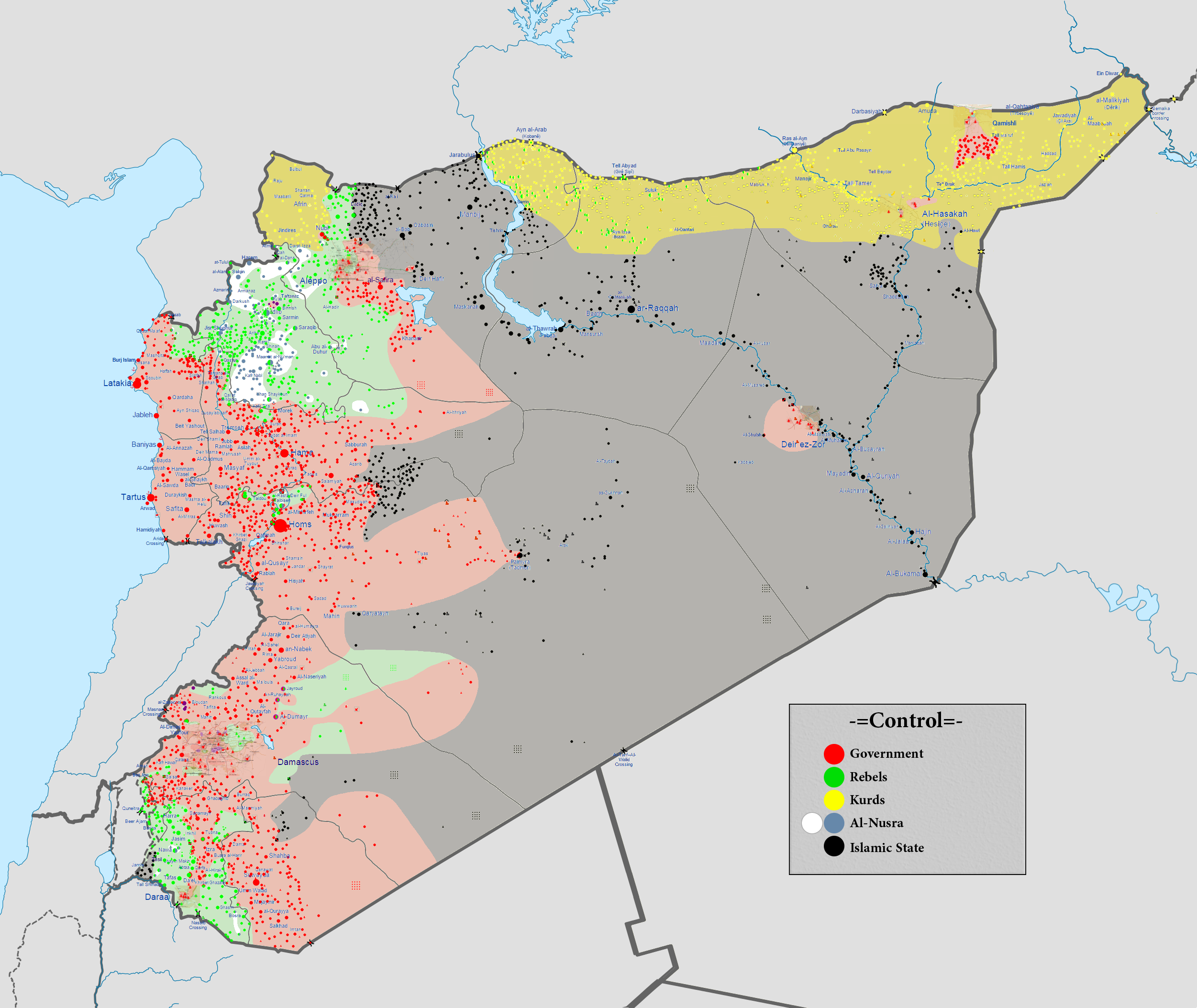 Syrian civil war and migration historybalgowlahboys the following video will attempt to explain the current situation in syria and the wider middle east gumiabroncs Gallery