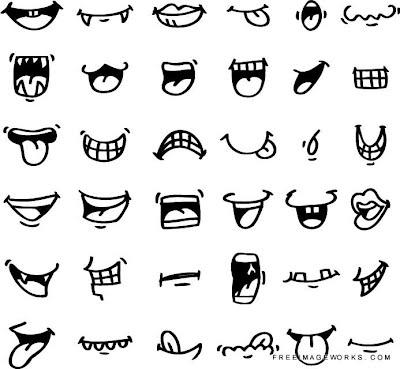 Doodling Faces Doodling