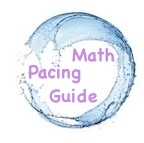 Pacing Guide Math