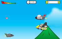 http://www.freeonlinetypinggames.com/free-typing-games/assault-typing/