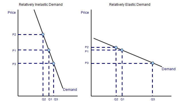 elasticity in economics Definition of elasticity of supply: responsiveness of producers to changes in the price of their goods or services elasticity of d economic system.