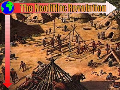 neolithic revolution a turning point in history global  great slide share presentation