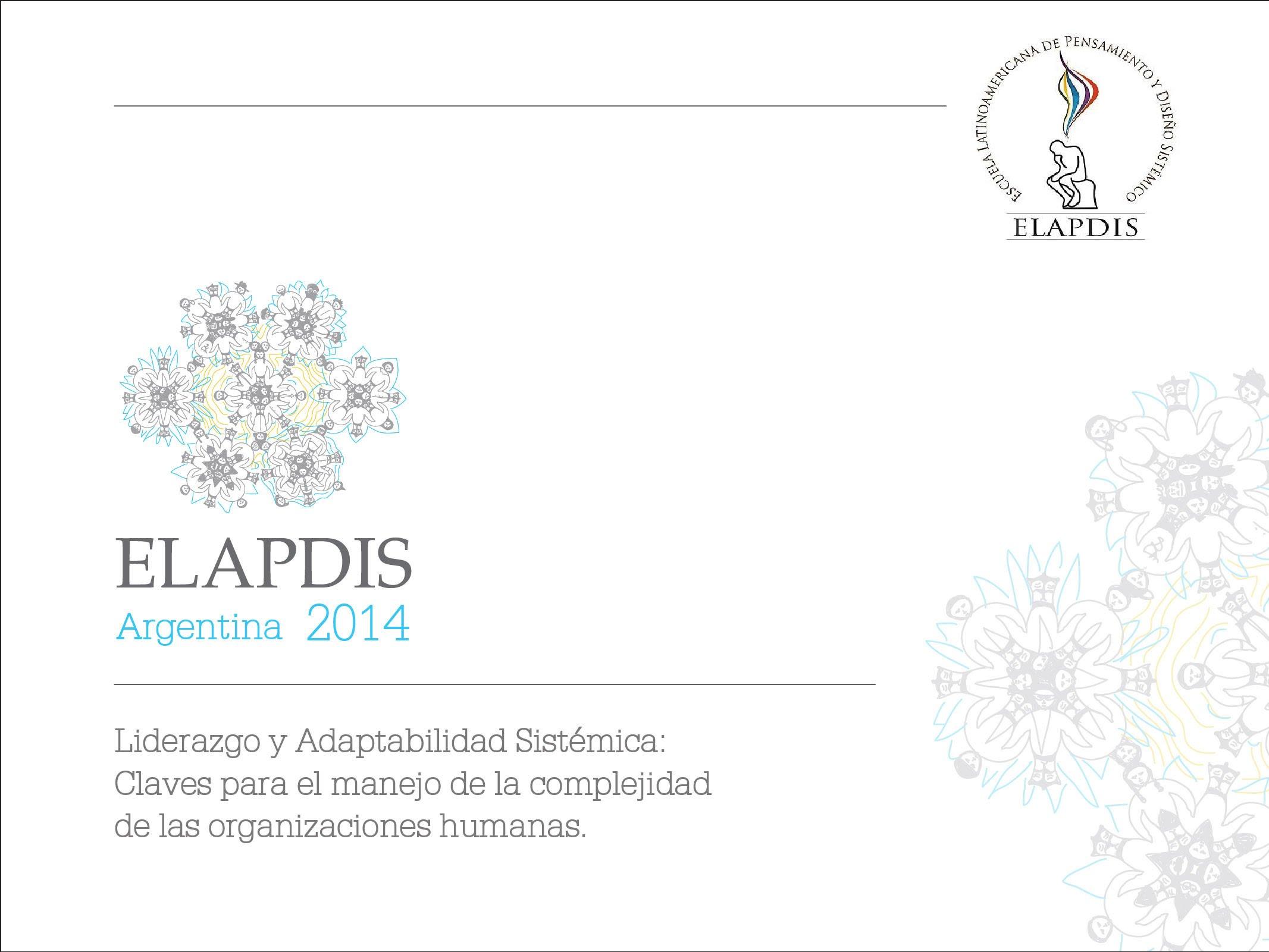 ELAPDIS 2014 - logo