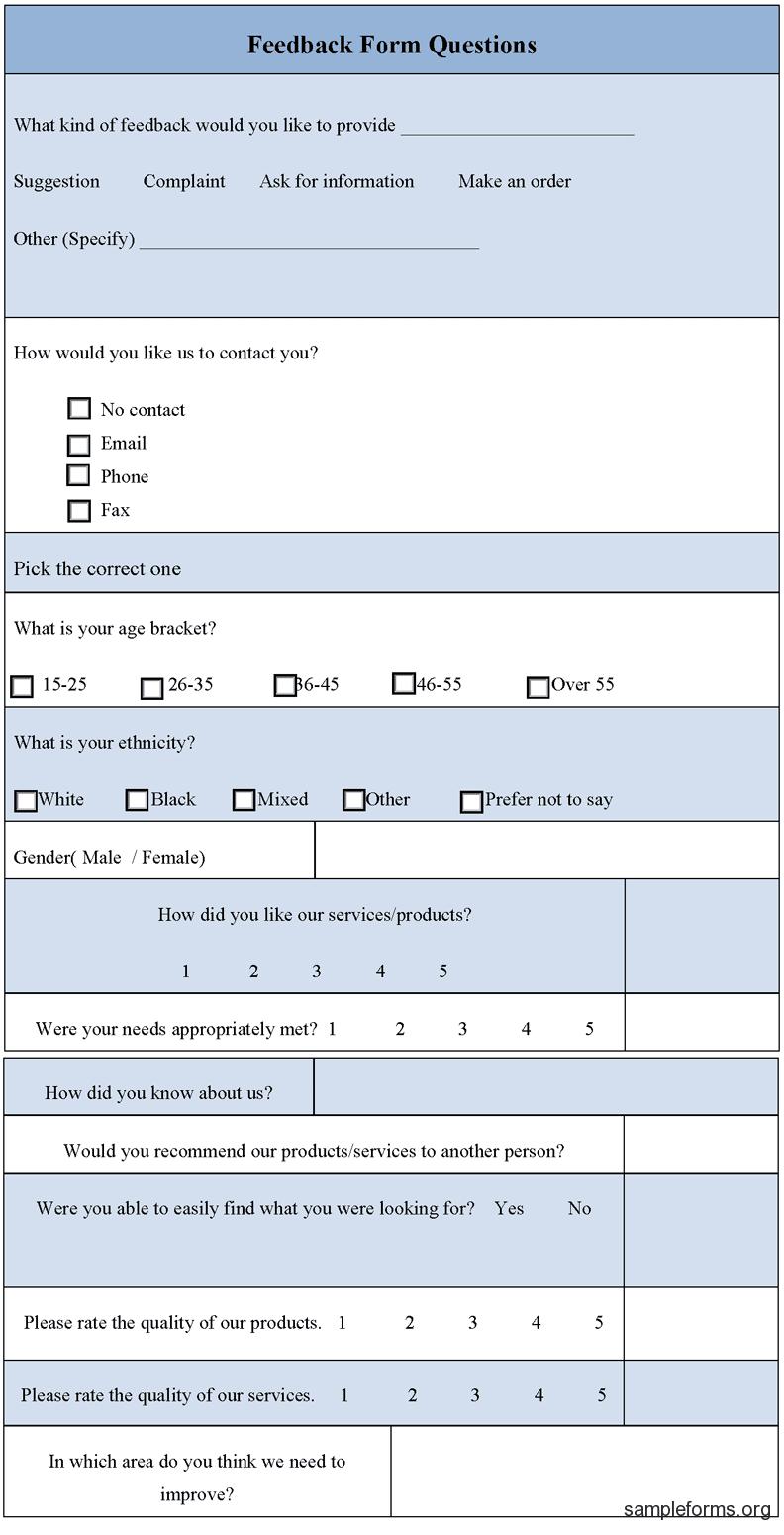 Doc12751650 Training Feedback Questions Training Feedback – Trainer Feedback Form Template