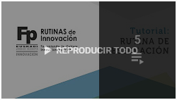Videotutoriales-Rutinas de Innovación