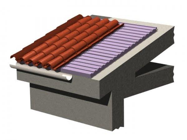 Cubiertas y techos infocubiertas - Cubiertas de tejados ...