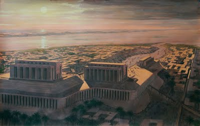 architecture the importance of religion in ancient mesopotamia