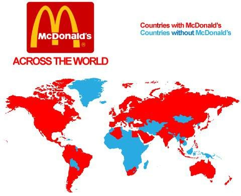Strategies for Reaching Global Markets   McDonalds Portfolio