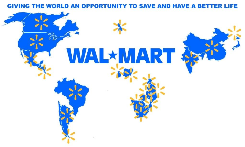 How Wal-Mart Shapes the World