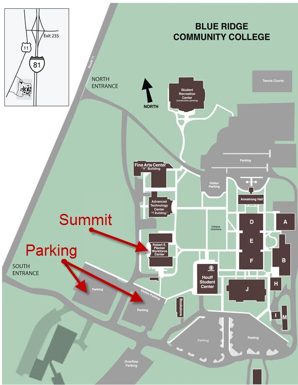 Directions, Parking & Hotels   Fall 2014 Tech Summit
