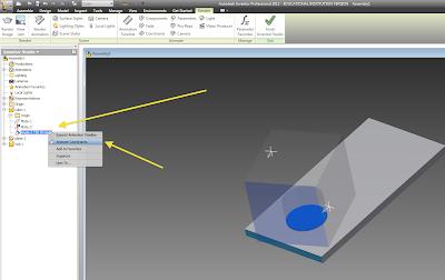 Inventor Animation Tutorial - MAE3