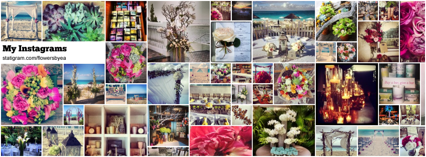 Follow us on instagram to see our new arrangements