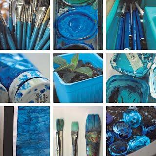 Colour Theme Portfolio - WPW Photography (BURNS)