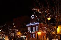 Iluminações de Natal - Caldas da Rainha: Praça da República.