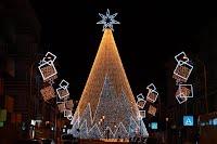 Iluminações de Natal - Caldas da Rainha: Árvore de Natal