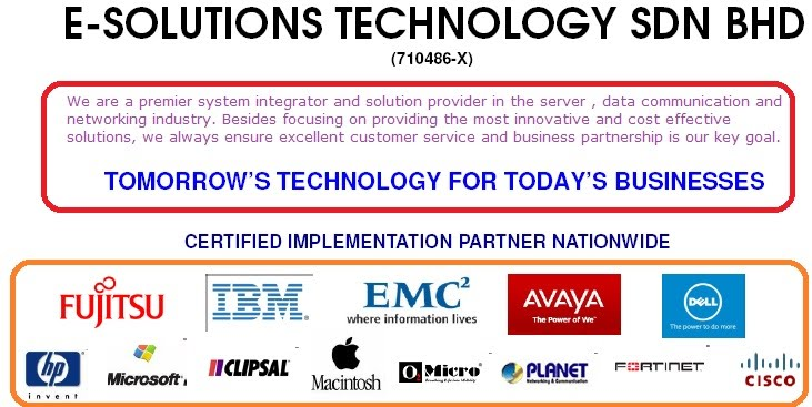 e solutions technology sdn bhd
