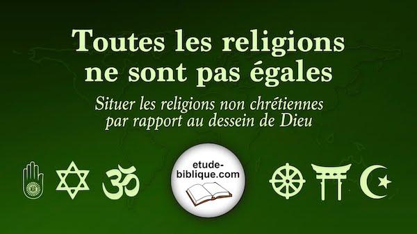Religions comparées