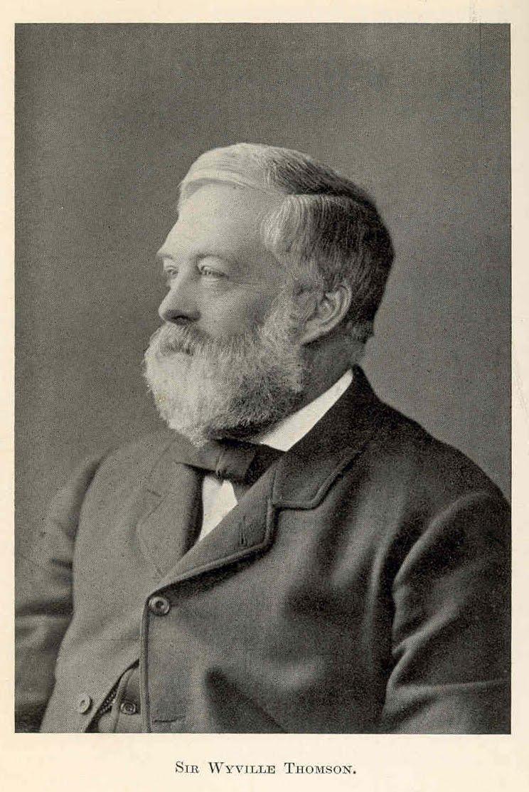 Photo of Sir Wyville Thomson