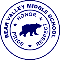 Bear Valley Middle School Logo