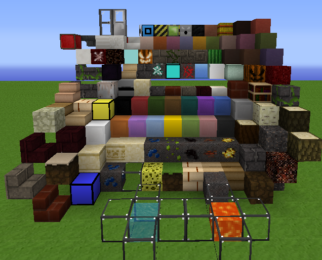 DOWNLOAD MINECRAFT EDAWG878 TEXTURE PACK