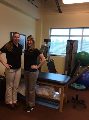 shadowing a physical therapist