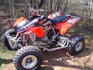 Recommendations for Riders - Sport ATV's