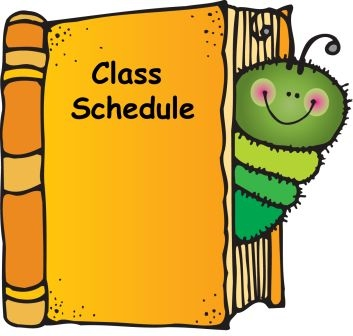 Daily Schedule - Miss Paterson 4th Grade