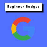 Beginner Google Badges