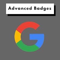 Advanced Google Badges