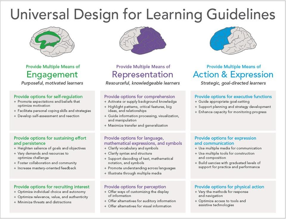 What Are Design Principles In A Lesson Plan