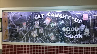 Get Caught Up In A Good Book Library Displays