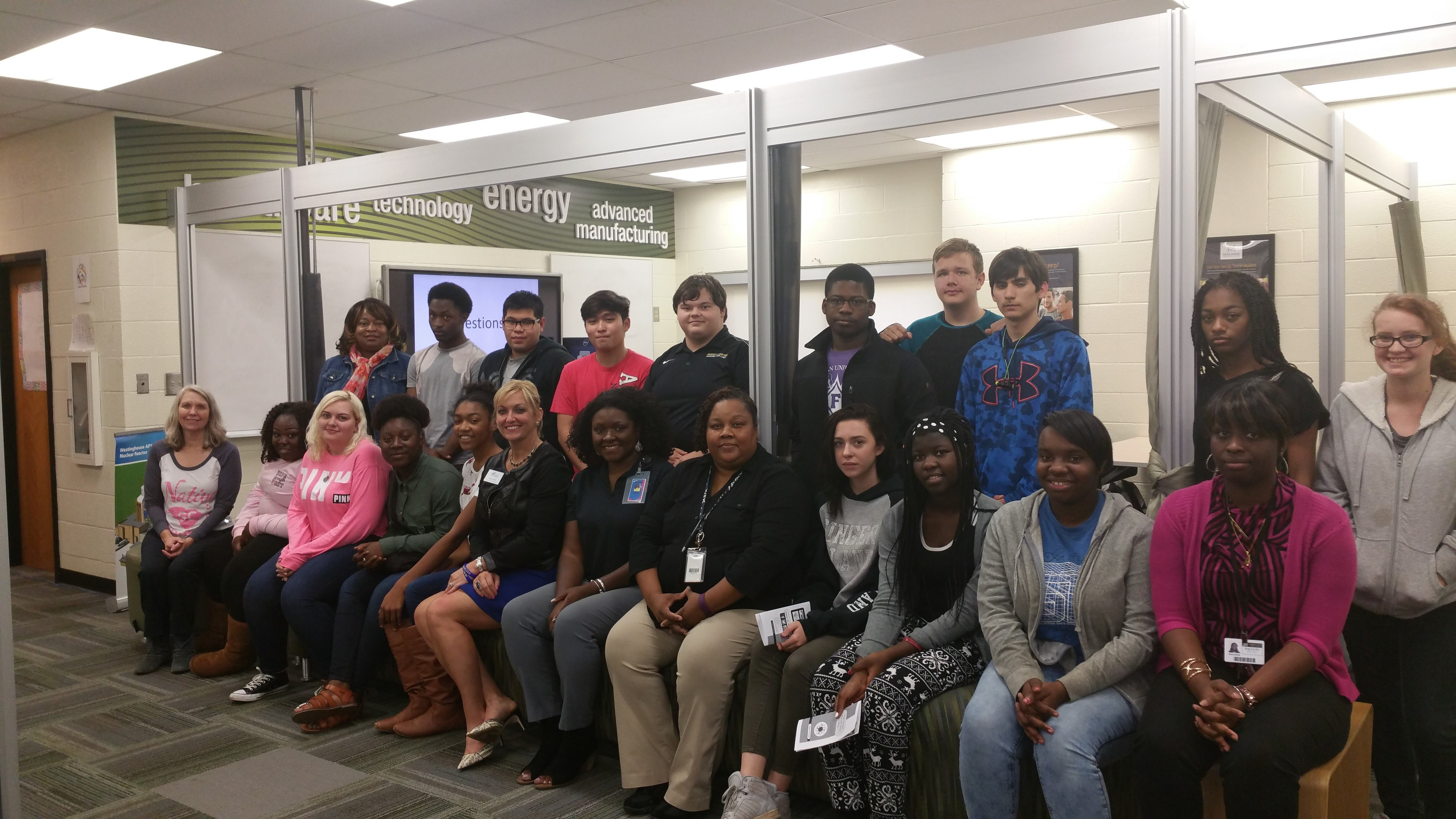stacey feaster career exploration classroom guidance career connections newsletter focus groups job shadowing virtual job shadowing extended learning