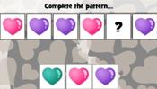 http://www.primarygames.com/math/valentinepatterns/