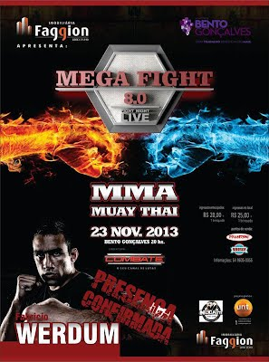 Mega Fight 8.0