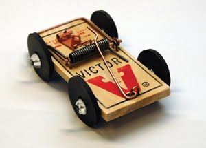 Mouse Trap Cars Guidelines For 2009 2010 Cp Physics