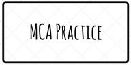 MCA Practice