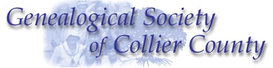Genealogical Society of Collier County