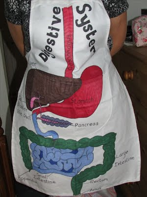Apron or T-Shirt