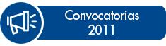 Convocatorias 2011