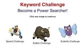 http://21cif.com/tutorials/challenge/Q2Q/KeywordChallenge.swf