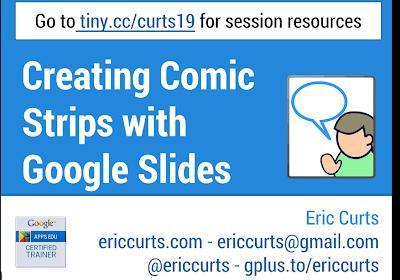comic strip template google slides  Creating Comics With Slides - Google Apps Advanced