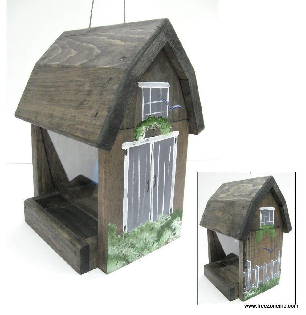 mangeoires d 39 oiseaux les ateliers freezone inc. Black Bedroom Furniture Sets. Home Design Ideas