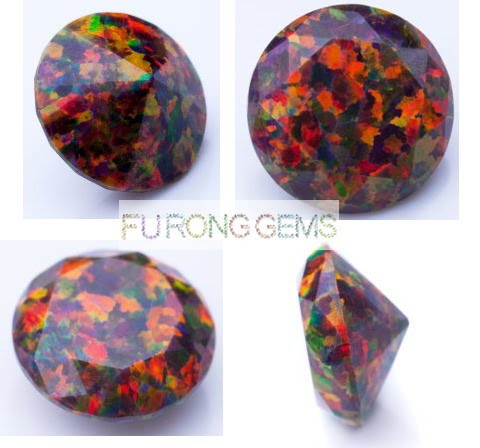 cubic zirconia cz stones and lab created synthetic