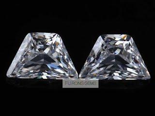 Trapezoid-Princess-Brilliant-Cut-Cubic-Zirconia-Gemstones