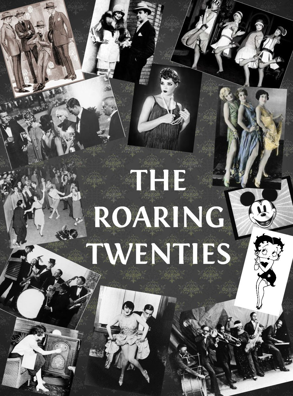 "life in the roaring twenties essay Read the roaring twenties free essay and over 88,000 other research documents the roaring twenties the 1920s earned its name as ""the roaring twenties"" it was a."
