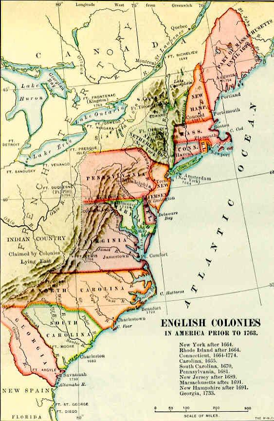 Period 1 & 2: Exploration & Colonization - FHS APUSH