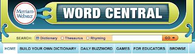 Merriam-Webster Word Central