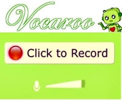 Vocaroo voice recording