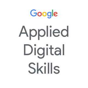 Applied Digital Skills - Google