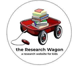 the Research Wagon: a research website for kids
